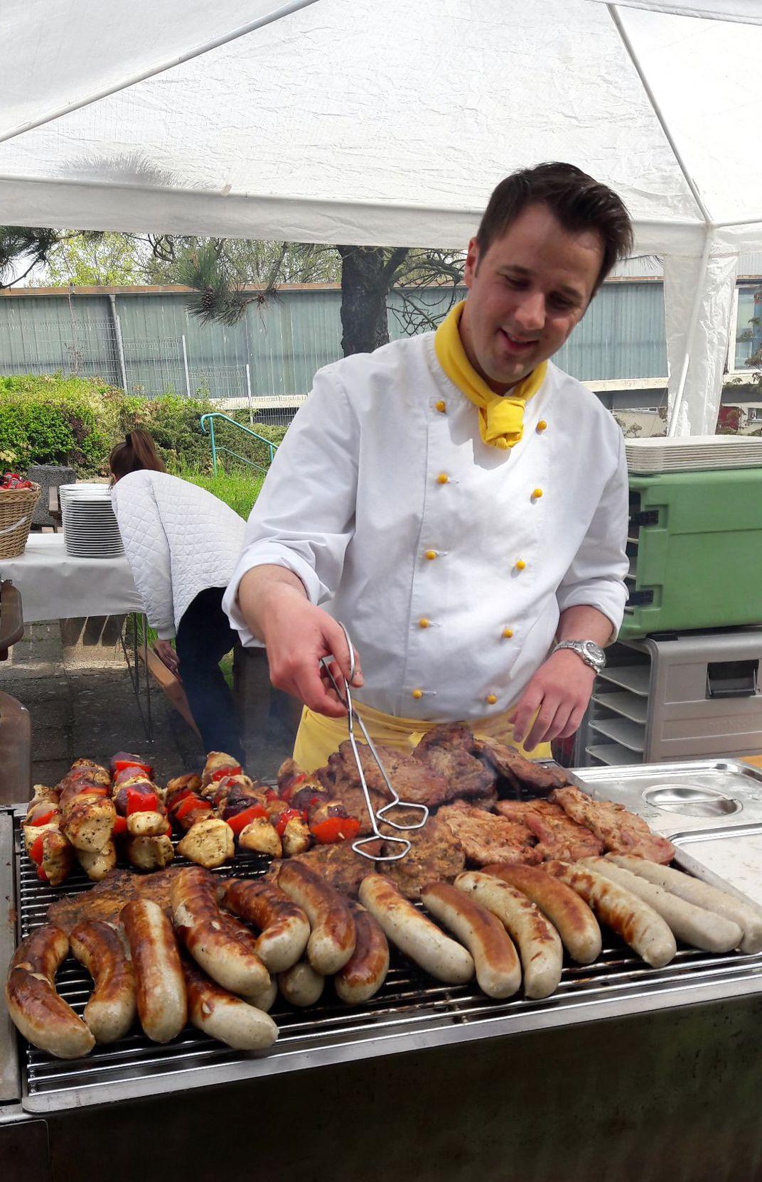 Gehalt Küchenleiter Kantine ~ mittagspause mit grillfest in der itc kantine chemnitz