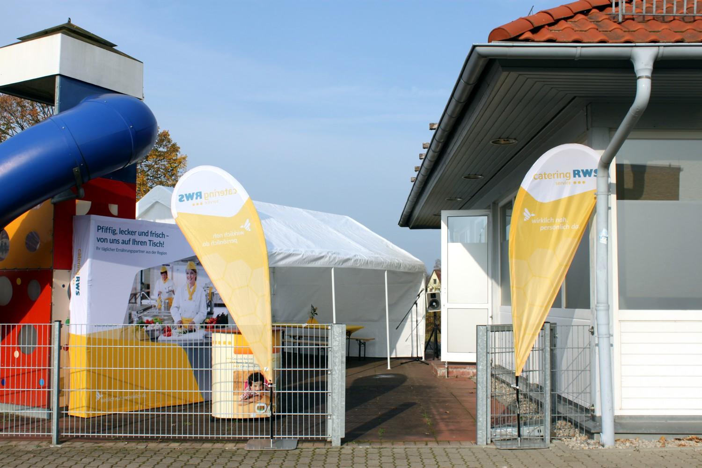 Neue Kinderküche mit Frischekonzept in Brandenburg für Kitas&Schulen