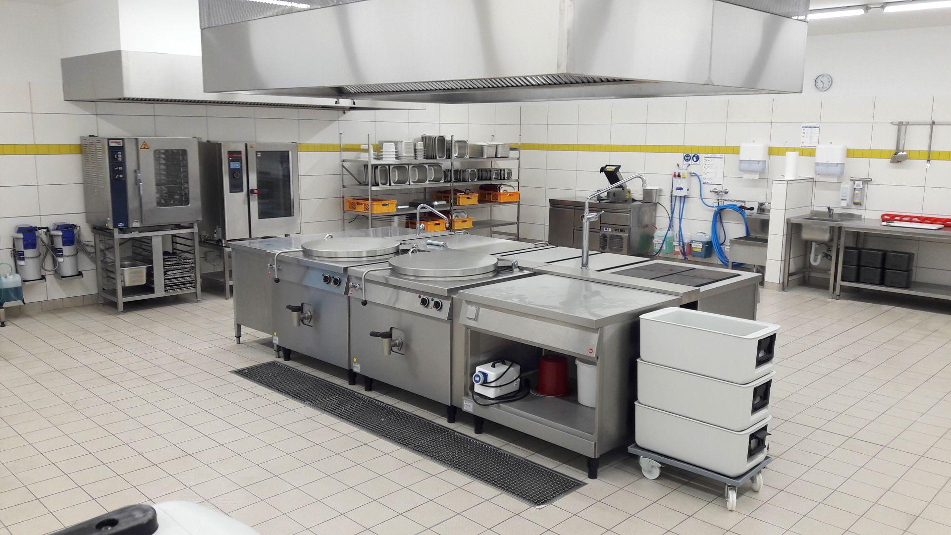 Großartig Stadt Küche Catering Ideen - Küche Set Ideen ...